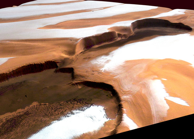 Glacial Volcanic And Fluvial Activity On Mars Latest