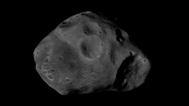 Mars Express Heading Towards Daring Flyby Of Phobos Mars