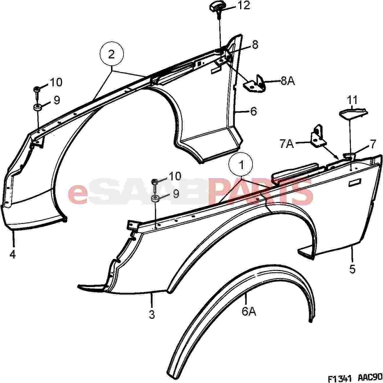Car body parts diagram within acura mdx radio wiring diagram yamaha