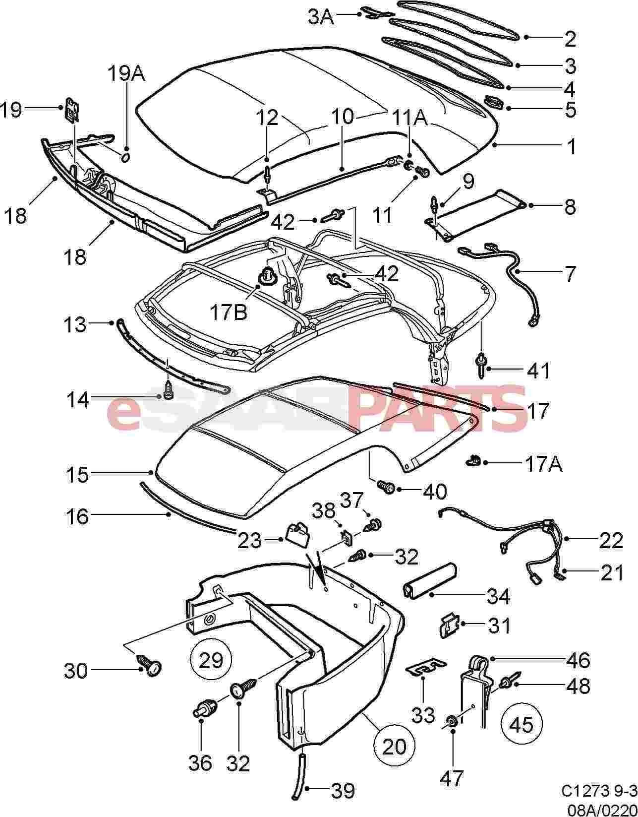 Viewparts 31956 saab 900 wiring diagram at ww1 freeautoresponder co
