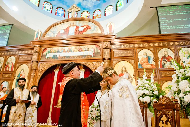 Scott Amp Joyce St Mark Coptic Orthodox Church Intercontinental Chicago Wedding Chicago