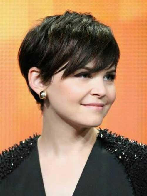 Short Female Hairstyles For Round Faces Page 5