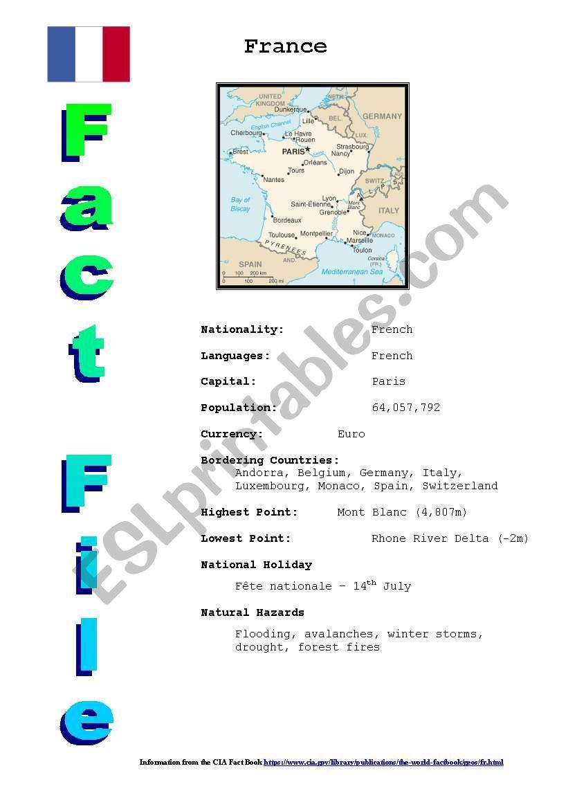 Reading Map Worksheet Pdf