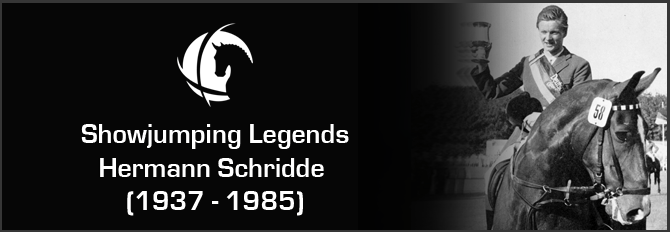 Hermann Schridde Showjumping Legends Esmtoday