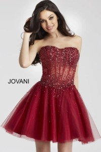Chic Boutique  Largest Selection of Prom  Evening  Homecoming     55142  Jovani Homecoming Dresses