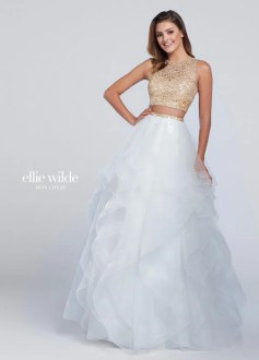 The Prom Store  St Louis MO  Festus MO  Homecoming Prom Dresses     Ellie Wilde by Mon Cheri