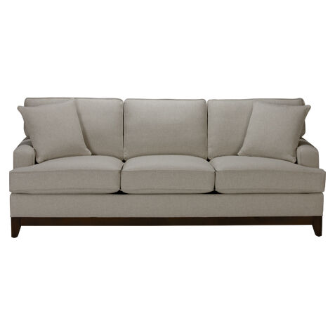Shop Sofas and Loveseats   Leather Couch   Ethan Allen   Ethan Allen null null
