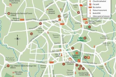 addis ababa light railway map » Full HD MAPS Locations - Another ...