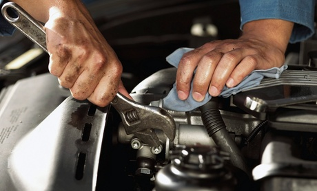 $31 for $70 Toward an Oil Change, Full Inspection, and Tire rotation at The Right Place Automotive