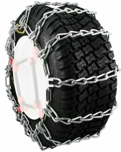 Security Chain Company 1060856 Max Trac Snow Blower Garden Tractor Tire Chain