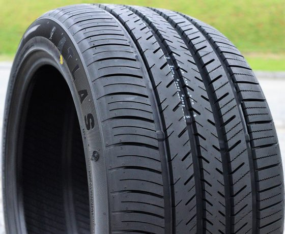 Atlas Tire Force UHP 275/40R18 XL High Performance Tire