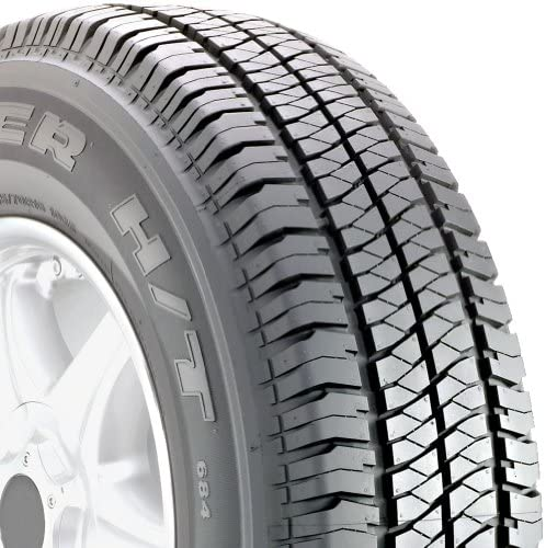 Bridgestone Dueler H/T 684 II All-Season Radial Tire – 265/70R17 113S