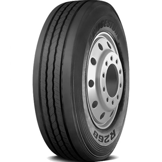 Bridgestone Ecopia R268 11R22.5 H (16 Ply) Highway Tire