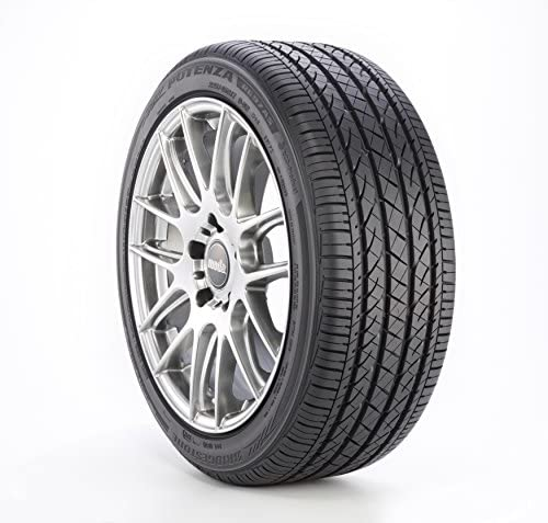 Bridgestone Potenza RE97AS Ultra High Peformance Tire 225/50R18 95 H