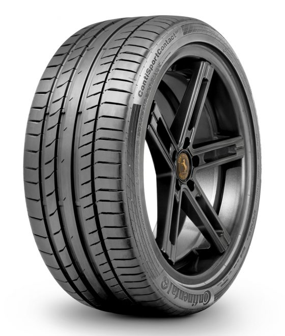 Continental ContiSportContact 5P ContiSilent 265/30R20 XL High Performance Tire