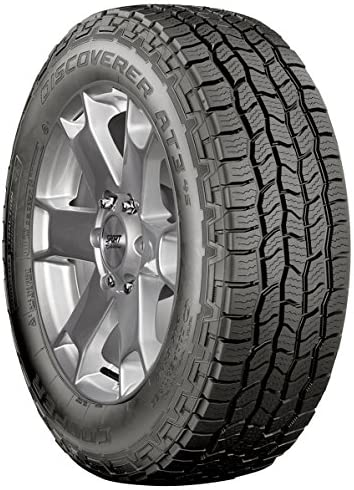 Cooper Discoverer AT3 4S All- Terrain Radial Tire-275/60R20 115T