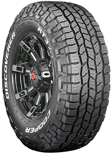 Cooper Discoverer AT3 XLT All- Terrain Radial Tire-305/55R20 121S