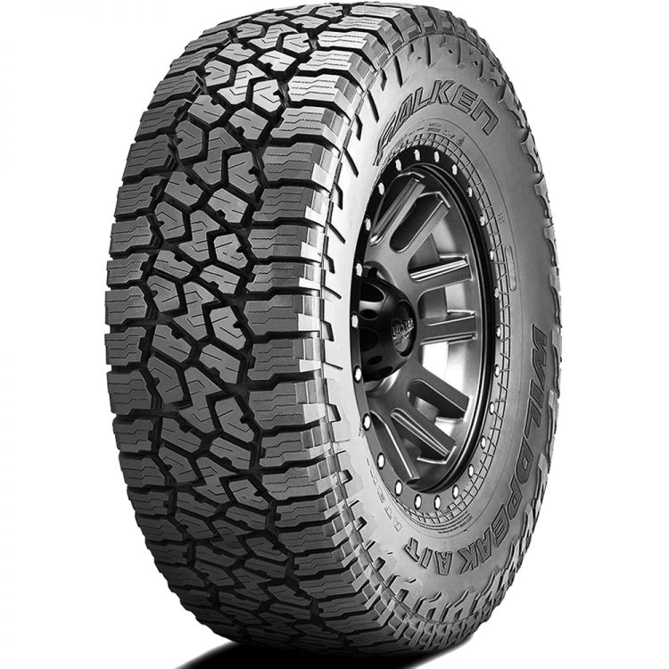 Falken Wildpeak A/T3W 35X12.50R18 F (12 Ply) All Terrain Tire
