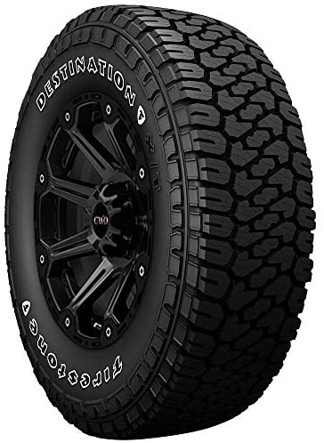 Firestone Destination X/T All Terrain Tire 35X12.50R20LT 121 R E