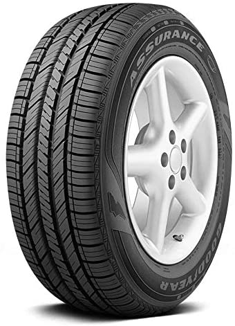Goodyear Assurance Fuel Max All-Season Radial Tire – 215/55R17 94V