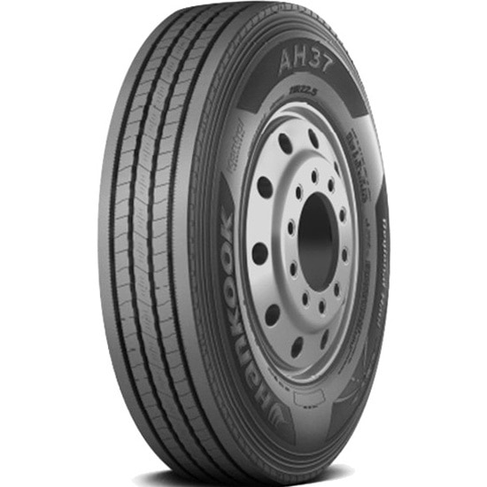 Hankook AH37 12R22.5 H (16 Ply) Highway Tire