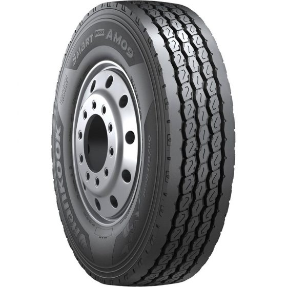 Hankook AM09 12R22.5 H (16 Ply) Highway Tire
