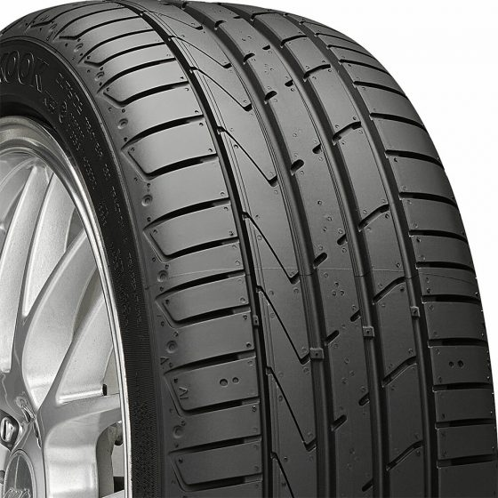 Hankook Ventus S1 Evo2 HRS 245/45R18 XL High Performance Run Flat Tire