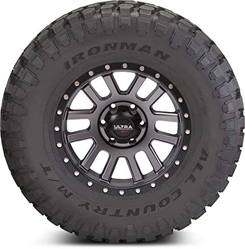 Ironman All Country M/T All_Season Radial Tire-LT285/70R17 121Q
