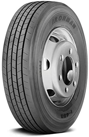 Ironman I-480 Commercial Truck Radial Tire-11R22.5 144M