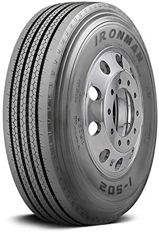 Ironman I502 285/75R24.5 Tire – All Season – Commercial
