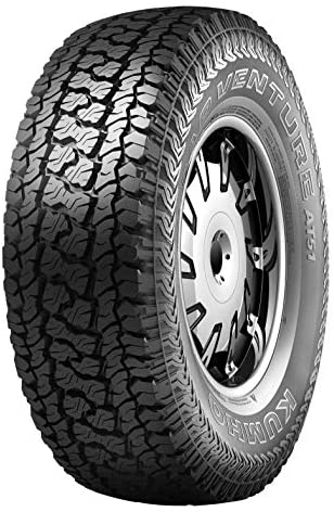 Kumho Road Venture AT51 All-Terrain Tire – 31X10.50R15 6-ply