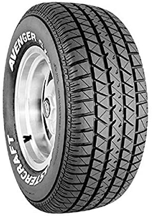 Mastercraft Avenger G/T Performance Radial Tire – 295/50R15 105S