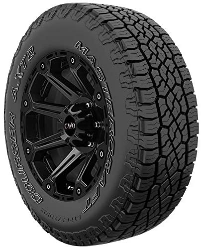 Mastercraft Courser AXT2 All-Terrain Tire – 265/70R16 112T