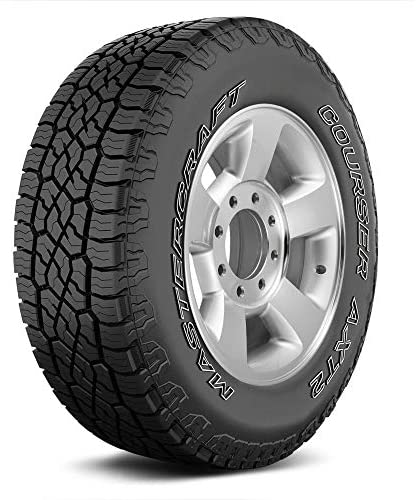 Mastercraft Courser AXT2 All-Terrain Tire – 275/60R20 115T