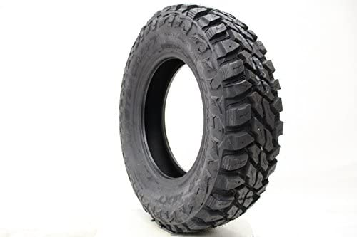 Mastercraft Courser MXT Mud-Terrain Tire – LT265/70R17 10ply