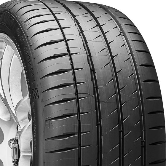 Michelin Pilot Sport 4S 315/30R22 XL High Performance Tire