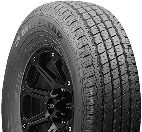 Milestar Patagonia H/T All-Season Tire – P255/70R16 OWL