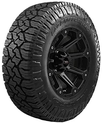 Nitto EXO GRAPPLER AWT All- Terrain Radial Tire-275/70-18 125Q