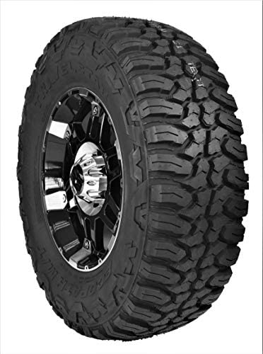 Travelstar EcoPath M/T All- Terrain Radial Tire-35X12.50R17 121Q 10-ply