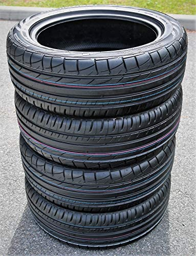 Set of 2 (TWO) Premiorri Solazo S Plus Performance Radial Tires-225/40R18 92V XL