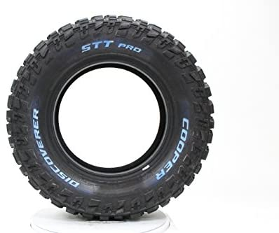 Cooper Tire Discoverer STT PRO All- Season Radial Tire-295/65R20 129Q