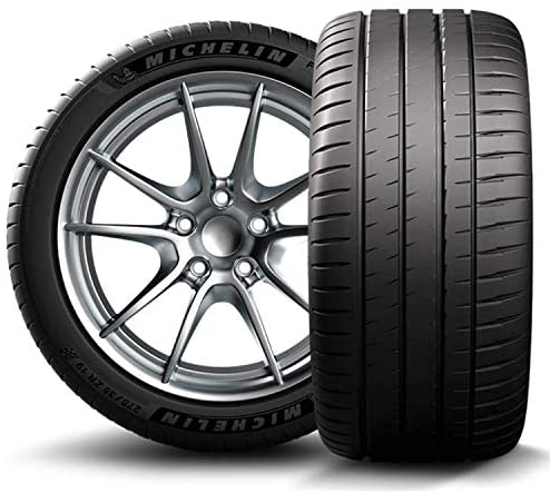 MICHELIN Pilot Sport 4 S Performance Radial Tire-285/35ZR19/XL 103Y