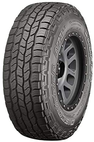 Cooper Discoverer AT3 LT All-Season LT265/70R17 121/118S Tire