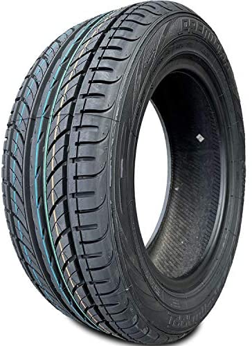 Set of 2 (TWO) Premiorri Solazo Performance Radial Tires-215/55R16 93V