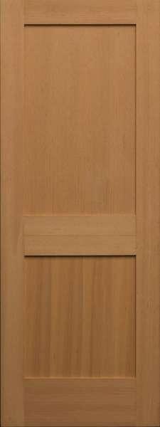 Vertical Grain Douglas Fir Interior Doors 2 Panel 1 3 8