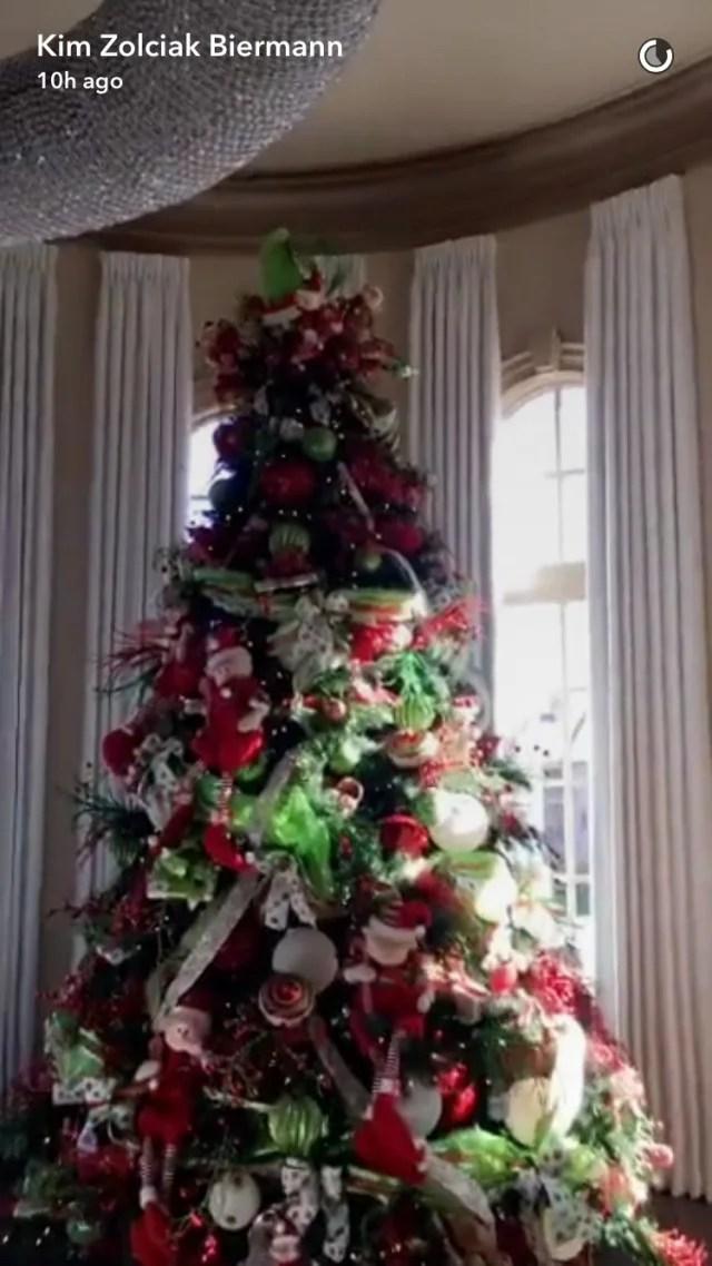 Christmas Lights House
