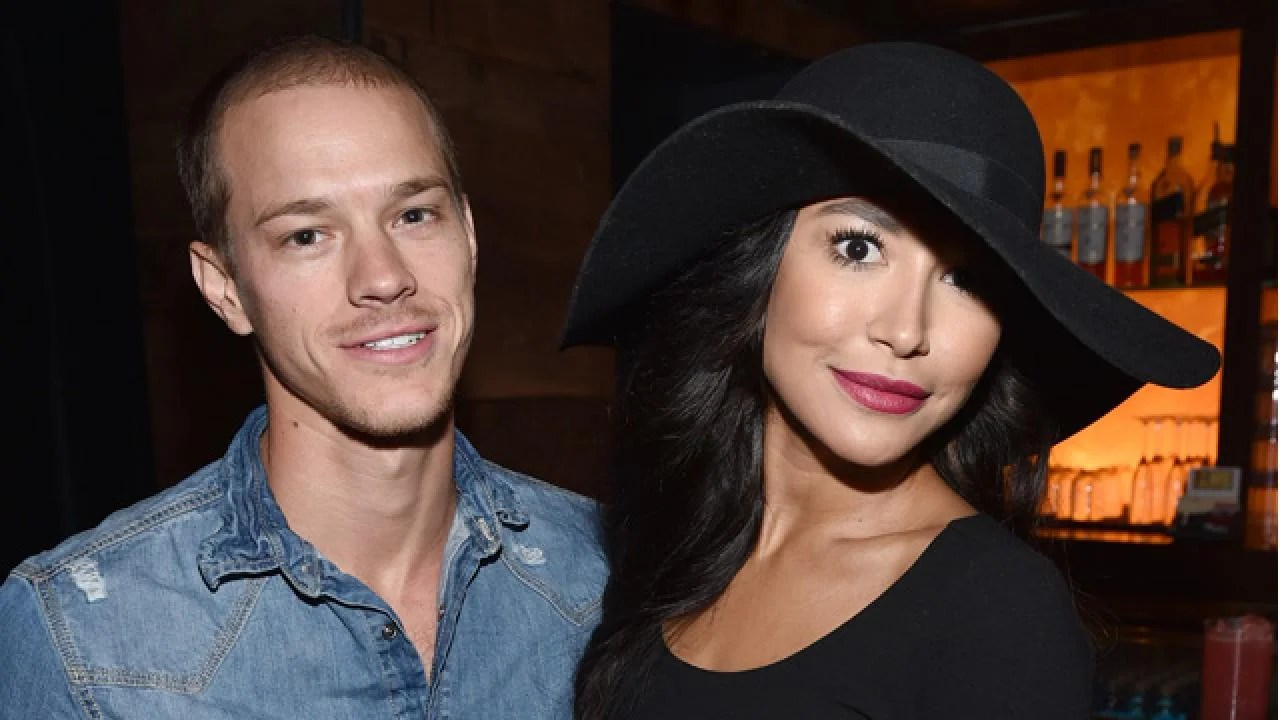 Naya Rivera and Ryan Dorsey's First Married Night Out ...