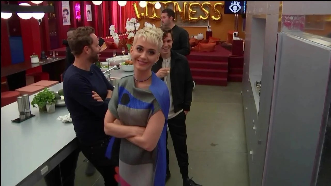 Katy Perry Previews New Album 'Witness,' Goes Live on YouTube in 'Big Brother'-Style House ...