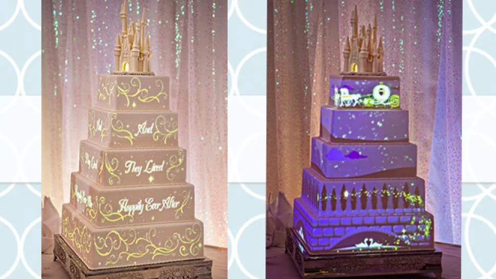 This Disney Wedding Cake Is the Most Insane Thing We ve Ever Seen     This Disney Wedding Cake Is the Most Insane Thing We ve Ever Seen