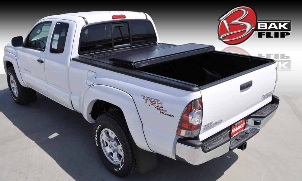2014 Toyota Tacoma Tonneau Covers Bak Industries